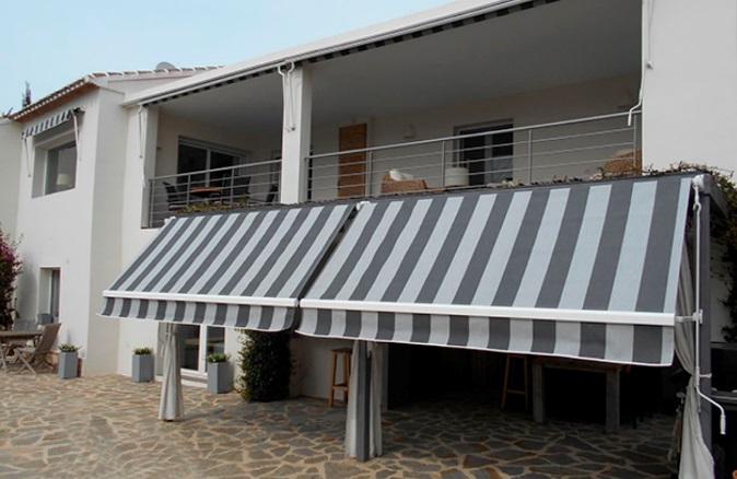 Instalación de Toldos en Jávea
